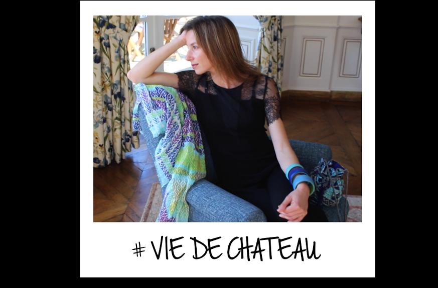 Collection Capsule Vie de Château par TIPTHARA